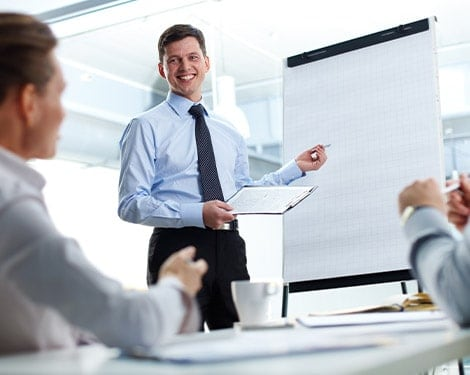 Building sales departments